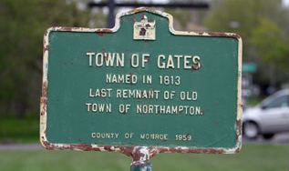 Town of Gates